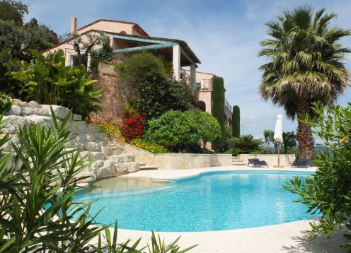 Luxus Pool Cannes M