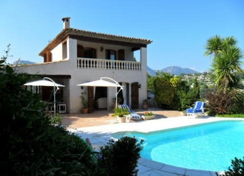 Poolvilla ST PAUL DE VENCE