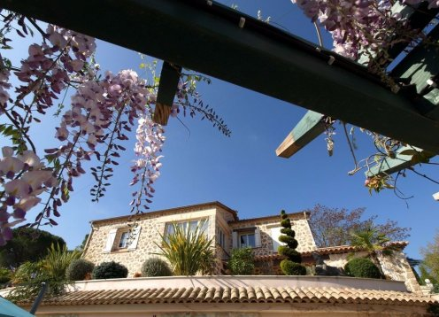 Verkauf o Vermietung Luxusparadies,klimatisiert, Privatpool u Garten
