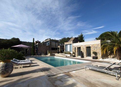 Luxus Poolvilla Paradies provençal