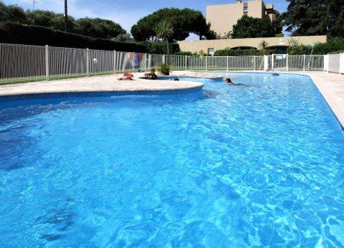 Pool Fewo Antibes