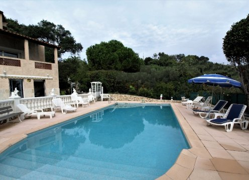 Appartement Poolvilla Les Rastines